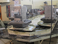 Horizontal Mill Tooling